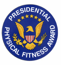 Image result for presidential fitness test
